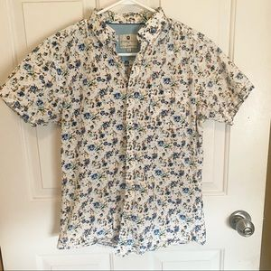 EUC Steel & Jelly Men's Button Down Shirt US S